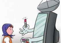 ماهواره و اثرات آن در بین کودکان