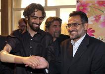 (تصاویر) افطار اهالي سينما با وزیر ارشاد