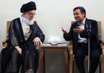 (تصاویر) دیدار هیات دولت با رهبر انقلاب