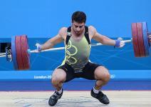 (تصاویر) اولین مدال ایران در المپیک لندن