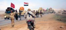 آزادی ۳ بخش مهم موصل از چنگ داعش